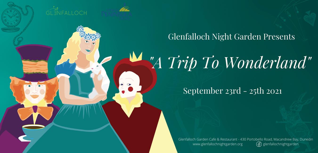 Glenfalloch Night Garden 2021 – POSTPONED UNTIL 2022